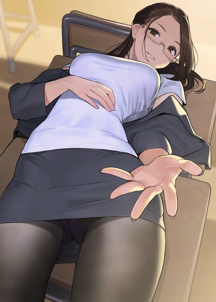 Порно хентай картинки - сборная солянка #3 - Сиськи, Попки, большие сиськи