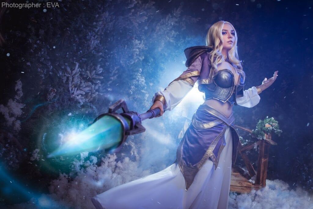 World of Warcraft - Jaina cosplay | Джайна косплей - Сиськи, Попки, Косплей