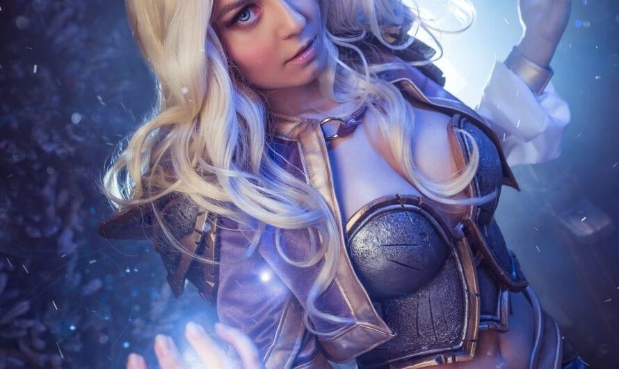 World of Warcraft – Jaina cosplay | Джайна косплей