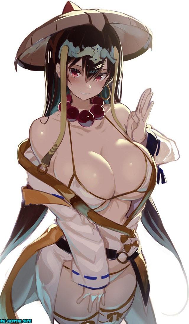 Fate/Grand Order hentai #3 - Сиськи, премиум, Попки, поза, маленькие сиськи, лоли, Косплей, короткие волосы, колготки, большие сиськи