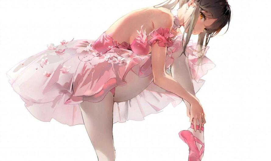 Костюм на танцовщице хентай картинки