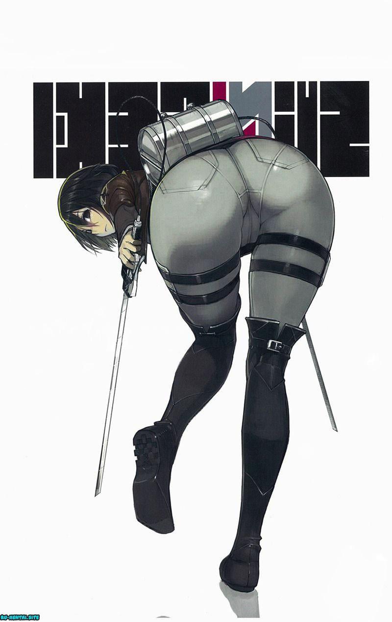 порно атака титанов хентай Attack of titans hentai - униформа, Сиськи, Попки, маленькие сиськи, большие сиськи, Ахтунг - без цензуры